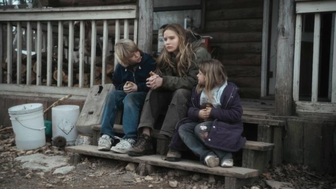 Winter's Bone is a gripping movie set in the present-day Ozarks