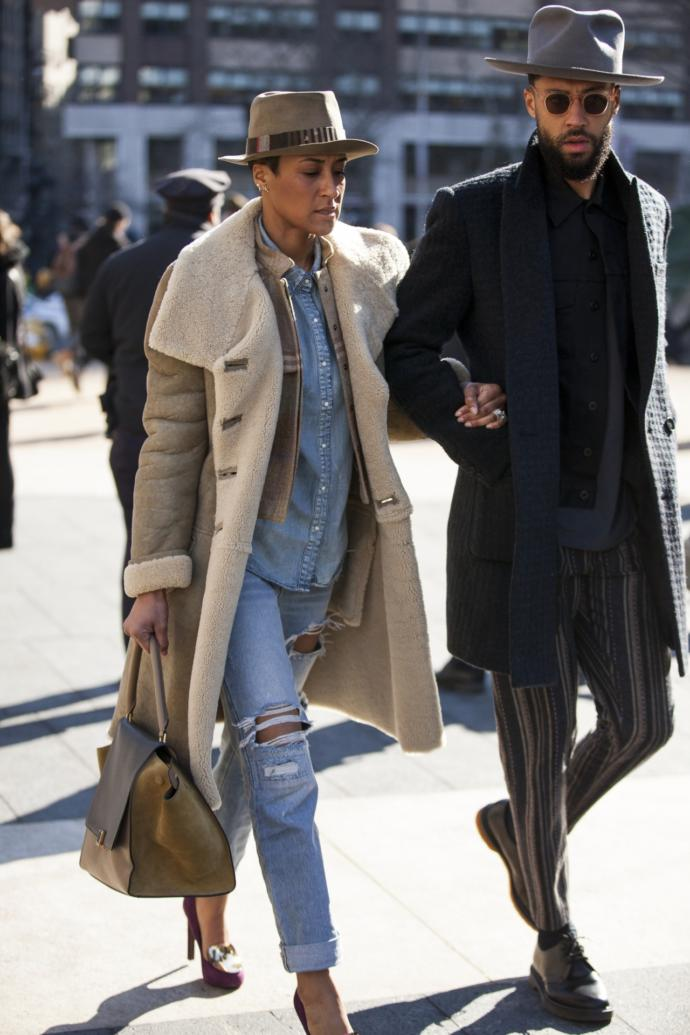 The Art of Being a Stylish Couple
