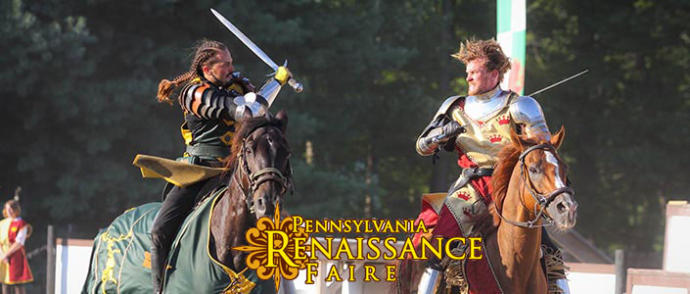 Renaissance Fairs and why going is worth it.
