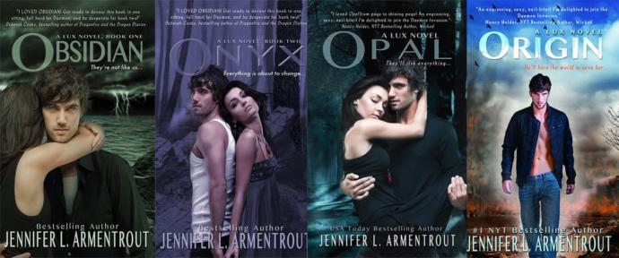 One of my top favorite series that I have to recommend to paranormal romance readers...