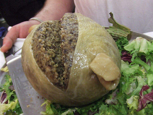 Weird Food Around the World - Hope You've Got a Strong Stomach!