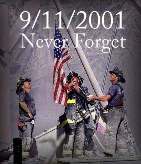 Sixteen Years On: Remembering 9/11