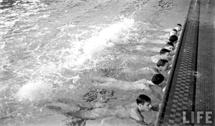 When Boys Were Required To Swim Nude
