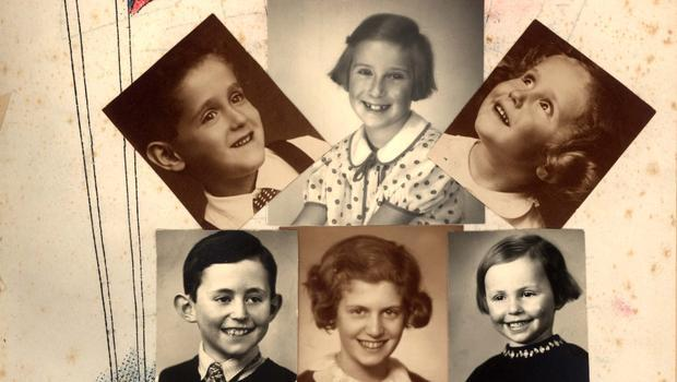 Children saved from Nazis by British Hero- Sir Nicholas Winton