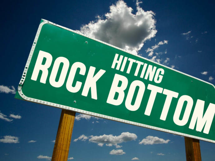 6 Ways Out of Rock Bottom