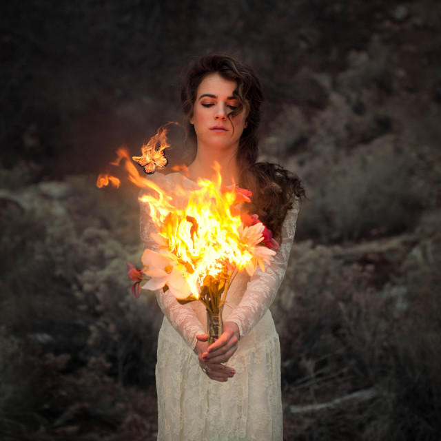 Elemental Fashion: Fire