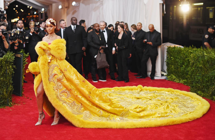 Always Be Yourself Unless You Can Be Rihanna