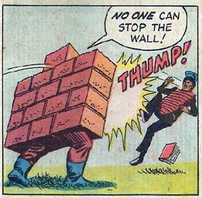 Why the Wall affects men and women differently
