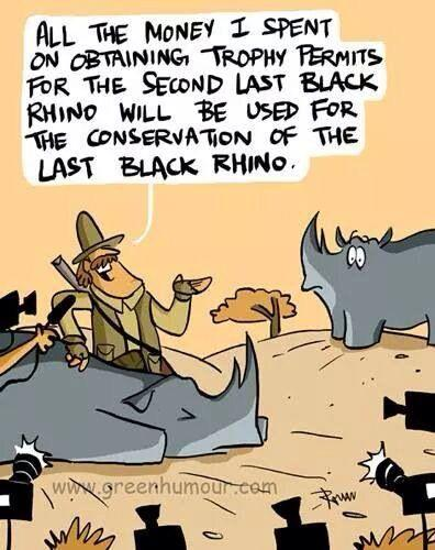 Trophy Hunting, is it Good or Bad?