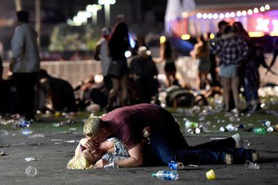 Las Vegas Mass Shooting and the Left's Desperation for a White Bogeyman.