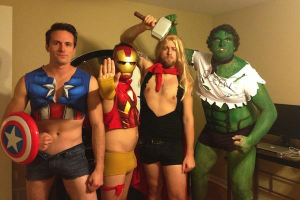 Stupid Sexy Halloween Costumes