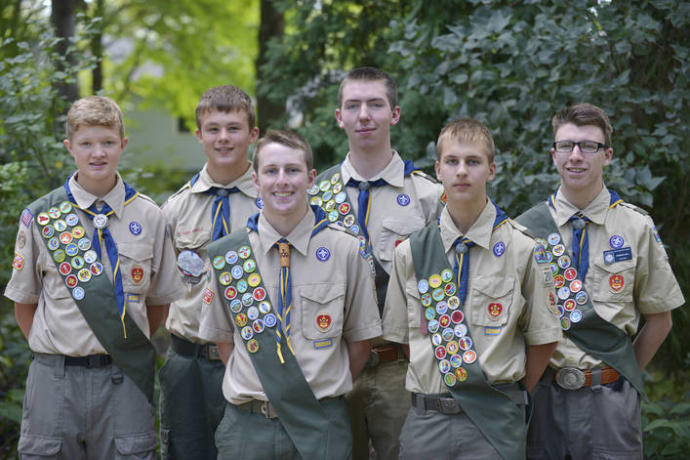 Guess Who Can Be a Boy Scout Now?