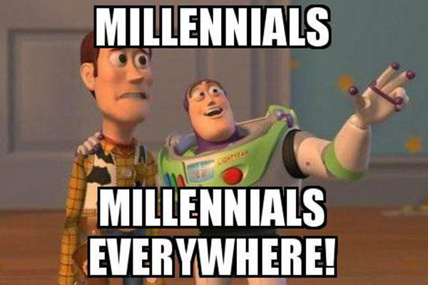 Dear Boomers and Silents-- A Letter from Millennials