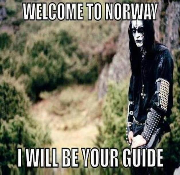 Norwegian Stereotypes