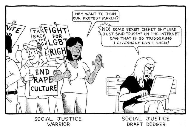 How Not To Be a Useless Social Justice Warrior Or Someone Who Just Complains About Them