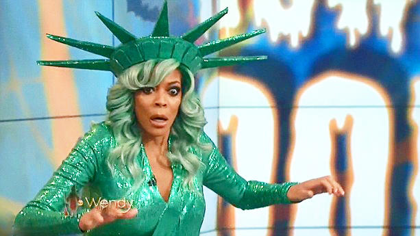 Wendy Williams Fainted On Live TV