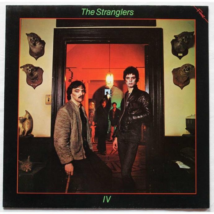 The Stranglers Album Reviews: Prologue & Rattus Norvegicus IV (1977/UK #4)