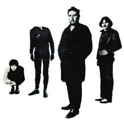 The Stranglers Album Reviews: Black & White (UK #2 / 1978)