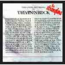 The Stranglers Album Reviews: The Gospel According To The MenInBlack (1981 / UK #8)