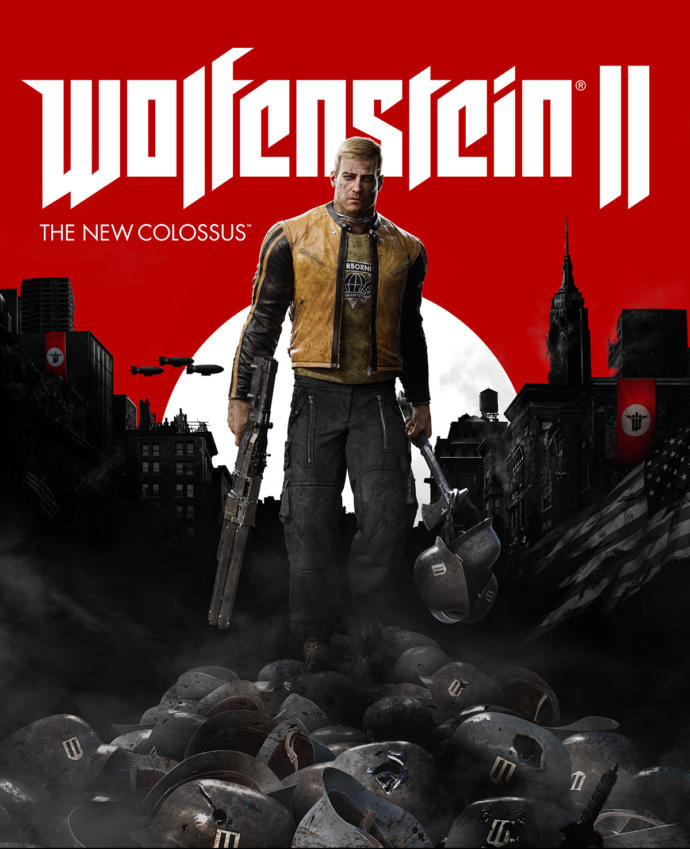 My Review of Wolfenstein 2: The New Colossus