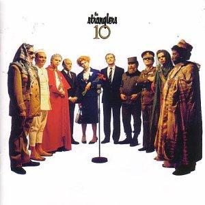 The Stranglers Album Reviews: 10 (1990 / UK #15)