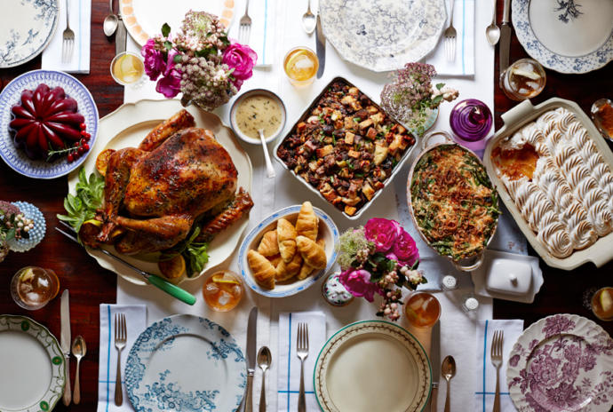 How To Host Thanksgiving Like a Boss!