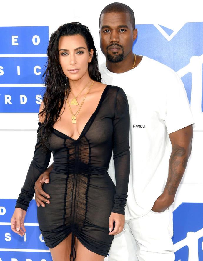 Kanye: Kim Kardashian's Weight Problems