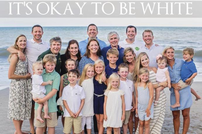 It's OK to be White: The New Meme That is Going Viral