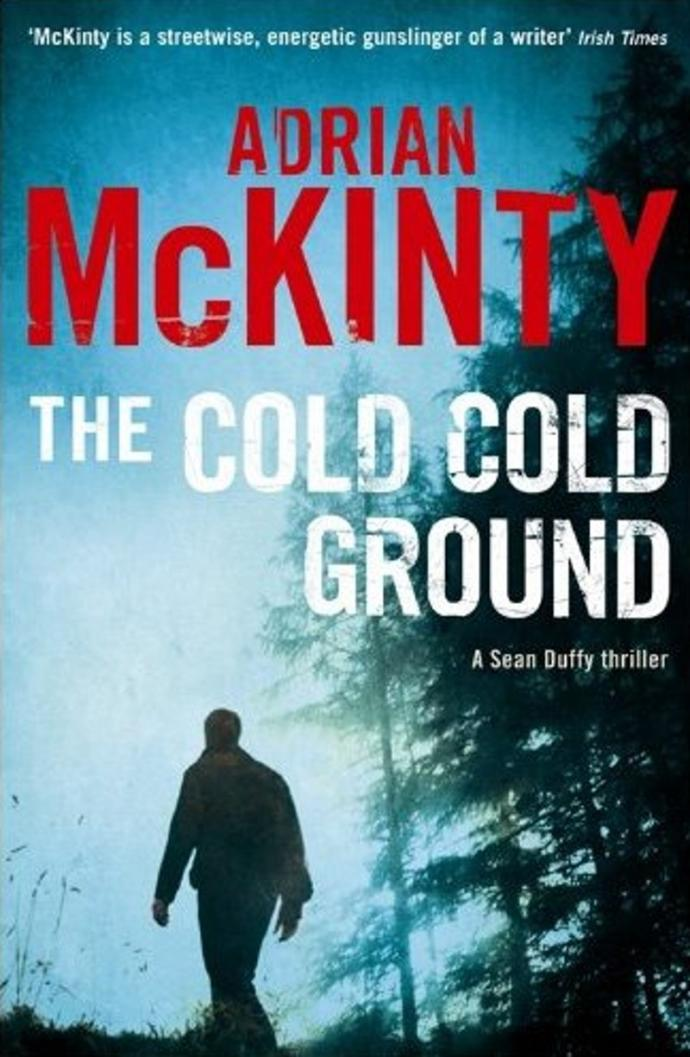 Waffles Reviews, the Cold, Cold, Ground by Adrian Mckinty