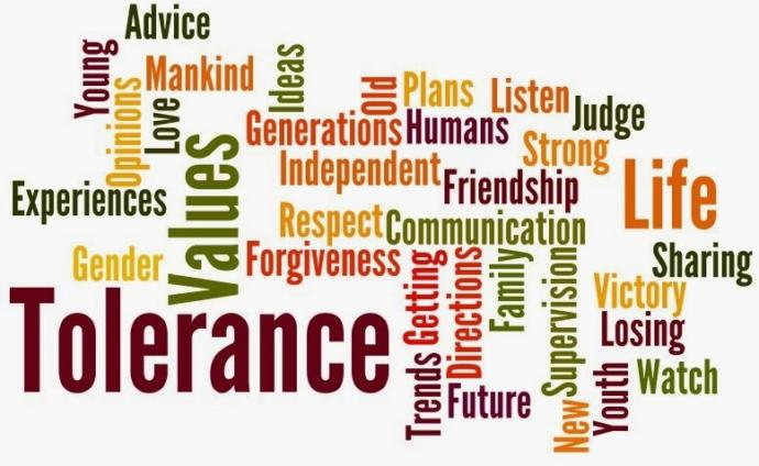 Today is International Day for Tolerance. Have We Become a Society of Being Less Tolerant?