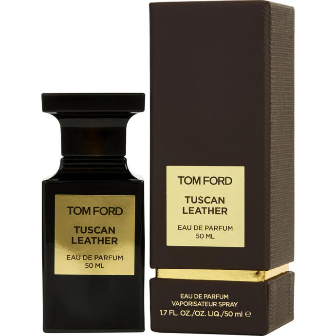 The Tom Ford Trio for Men, Part 2 - Tuscan Leather
