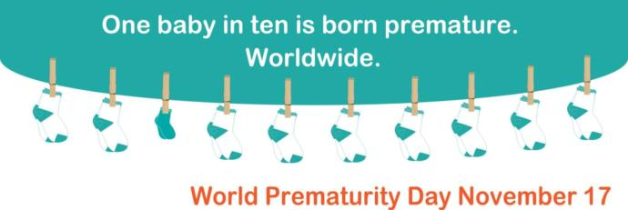 World Prematurity Day.  This should be a day on the calendar. A personal meaning for me.