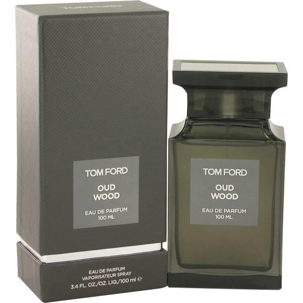 The Tom Ford Trio for Men, Part 3 - Oud Wood