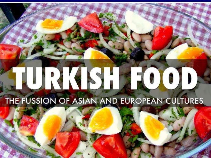Have you tasted VEGETARIAN Turkish Dishes?