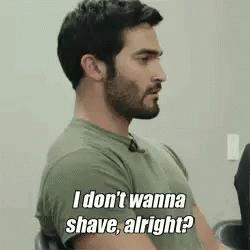 What it's like growing up hairy