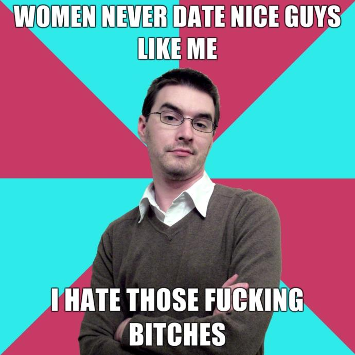 "Why Women Don't Like ""Nice Guys""."