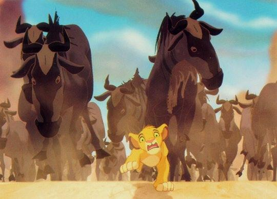 "The Blueprint For Man's Successful Journey of Losing One's Self Esteem And Finding It Again As Illustrated in ""The Lion King"""