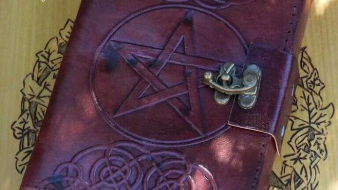 Wicca Series (Part 12): A Book of Shadows
