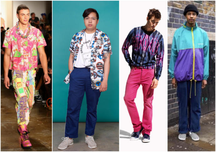 Saved By The Bell Fashion Inspiration