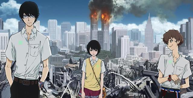Anime Review: Zankyou no Terror