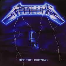 "Metallica's ""Ride The Lightning"" Record"