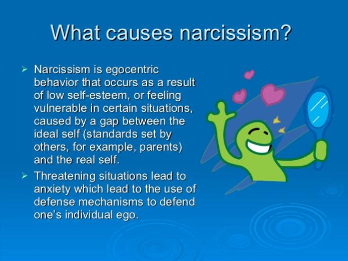 Narcissism in the Workplace and Beyond