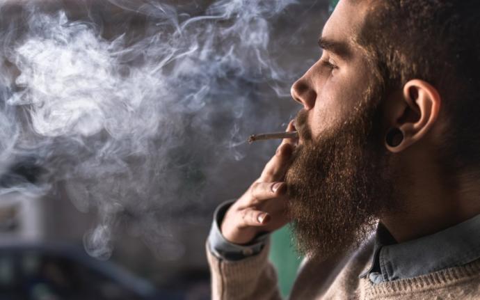 Dealing With A Partner Who Smokes Marijuana