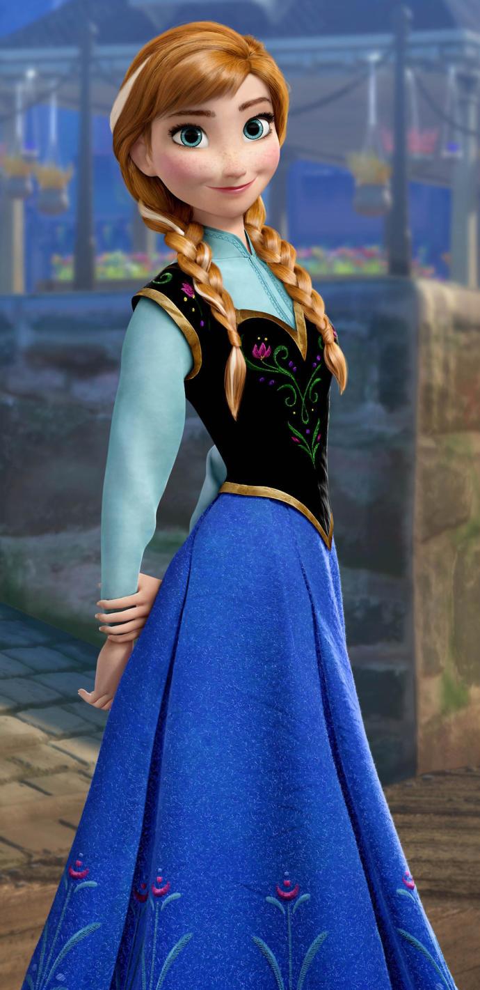 Top 7 Memorable Disney Princesses/Female Characters