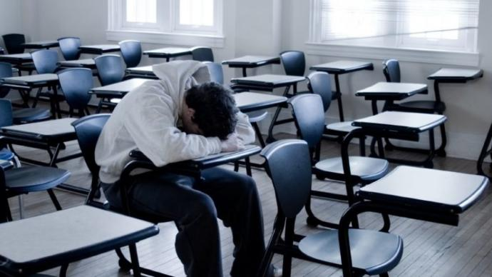 Why Kids Don't Like School