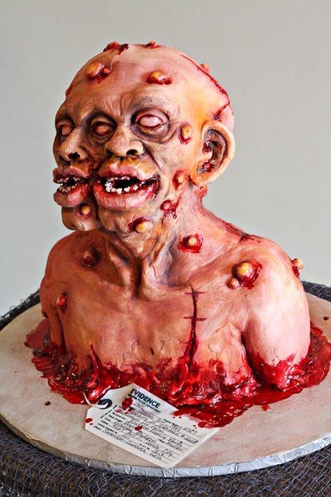 10 Really Weird Cakes