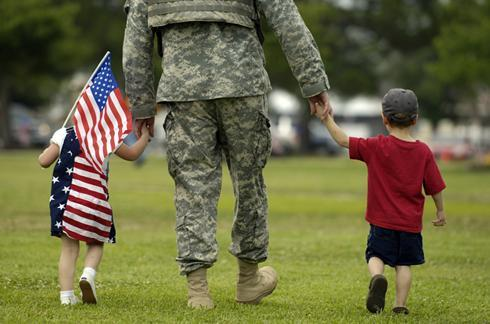 The Struggles Of A Military Family