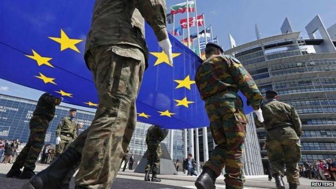 Why I Think the EU Should Create an European Army