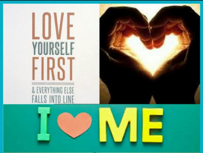 Develop Relationship with Yourself, Accept Yourself and Practice Self Yourself