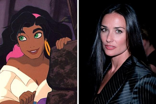 A-List Celebrity Faces Behind The Voice In 18 Animated Movies